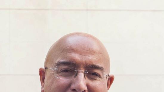 Joan Manuel Tresserras va participar en l'acte Foto:ARXIU