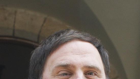 El vicepresident Oriol Junqueras.