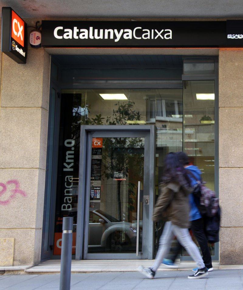 Catalunya caixa ofereix milions en cr dits for Oficina catalunya caixa