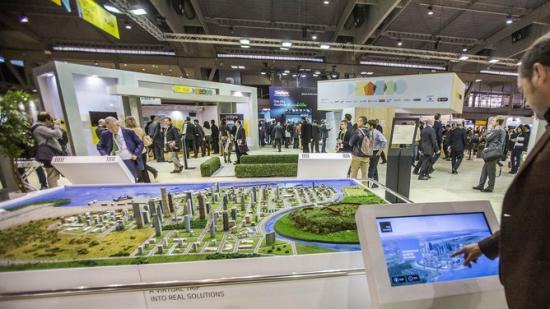 Els guanyadors de l'SmartCAT Challenge podran implementar les seves solucions i presentar-les al congrés mundial de ciutats intel·ligents Foto:JOSEP LOSADA