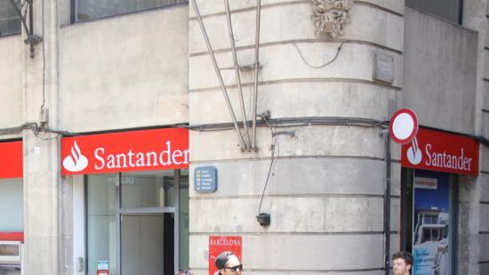 Els bancs són fonamentals per al sistema econòmic Foto:ACN