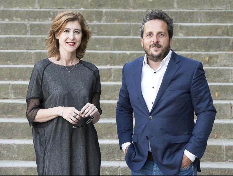 Josep Coll i Laura Urquizu lideren la tecnològica catalana.  Foto:JOSEP LOSADA