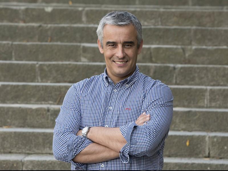 Alex De Dios, conseller i cap d'operacions de Beabloo.  Foto:JOSEP LOSADA