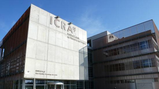 Vista de les instal·lacions de l'ICRA en una imatge d'arxiu Foto:J. SABATER