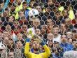 De Gea, contra la República Txeca Foto:REUTERS