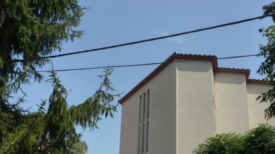 La Casa Missió de Banyoles, situada al costat del monestir de Sant Esteve. Foto:R. E