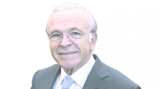 Isidre Fainé, president de la Fundació Bancària