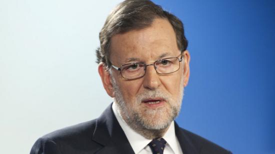 Mariano Rajoy va comunicar la disposició a trucar Sánchez (PSOE) i Rivera (C's) ahir a Brussel·les Foto:HORST WAGNER / EFE