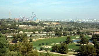 Vista general dels terrenys on s'ubicarà el nou projecte Foto:ACN