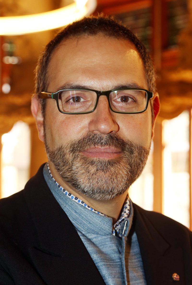 Imatge de Manuel Forcano, director de l'IRL.