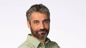 Roger de Gràcia és la nova veu de Catalunya Ràdio. Foto:ARXIU