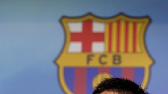 El president del Barça , Josep Maria Bartomeu. Foto:REUTERS