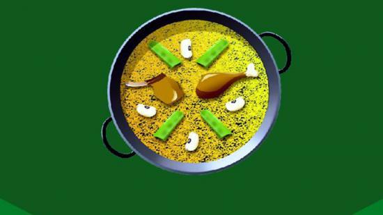 Campanya que reclamava la paella com a emoji. Foto:ARXIU