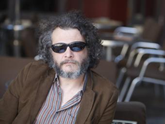 José Domingo, en una terrassa de Barcelona, recentment Foto:ORIOL DURAN