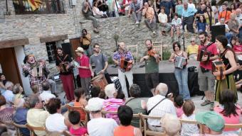 El festival de música tradicional més antic de Catalunya arriba a la 36ena edició. Foto:I. MADUEÑO