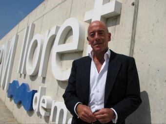 Gustavo Buesa, fotografiat a la seu de GBI Serveis a Lloret de Mar Foto:ÒSCAR PINILLA