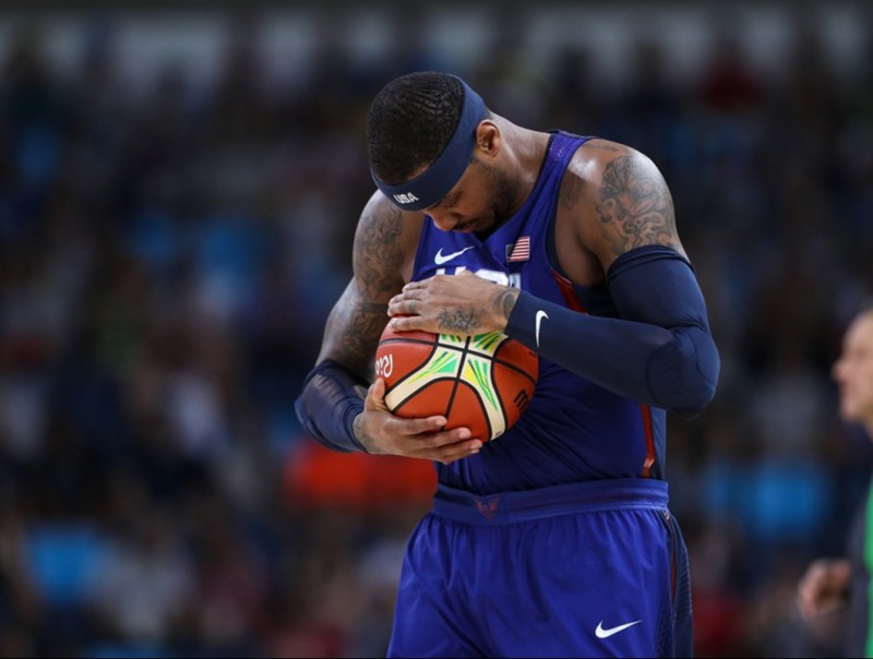 Carmelo Anthony Foto:FIBA