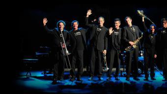 La Vella Dixieland actuarà dissabte a Vidreres Foto:ARXIU