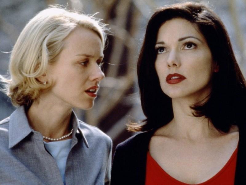 Naomi Watts i Laura Harring a 'Mulholland drive' (2001)