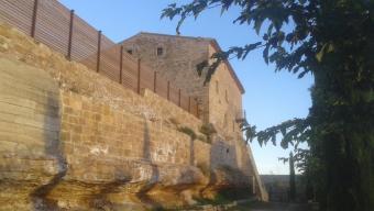 El castell palau de Torrebesses acollirà una tancada d'escriptors a imitació de la de Villa Diodati fa 200 anys Foto:D.M