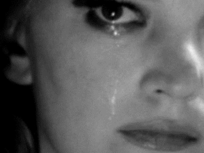 Una llàgrima de Gena Rowlands a 'Faces', de John Cassavetes Foto:ARXIU