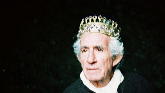 Lluís Carbó, en un fotograma de la pel·lícula d'Albert Serra 'El cant dels ocells'. Foto:ARXIU