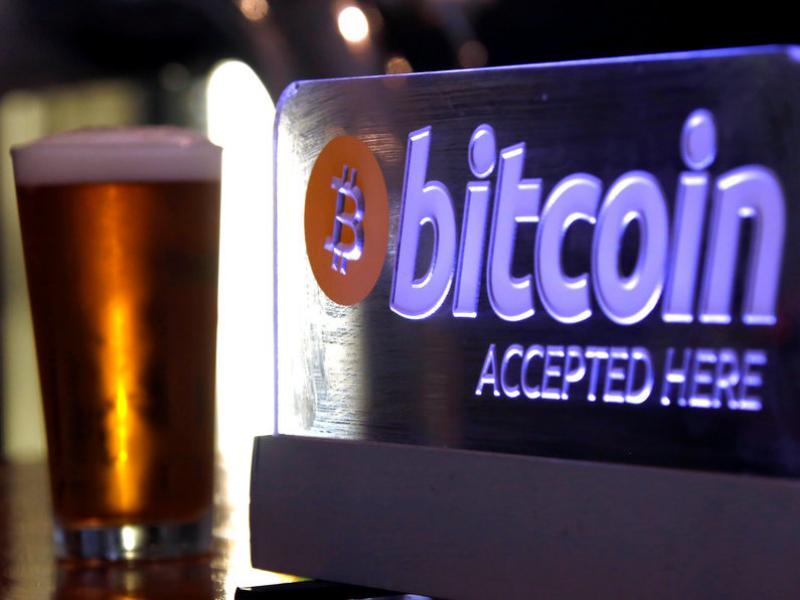 El bitcoin ha estat possible gràcies a la tecnologia de cadena de blocs, amb moltes més aplicacions.  Foto:REUTERS