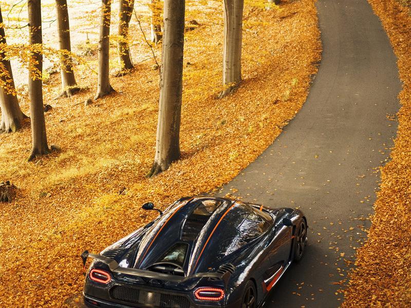 Els models de Koenigsegg utilitzen materials compostos.  Foto:ARXIU