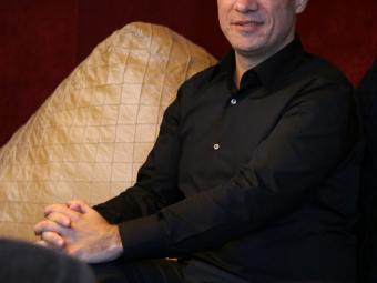 Gaspar Hernàndez serà demà a Girona per parlar del seu darrer llibre, en el marc de les jornades Girona Nova Cultura de Salut, de l'Oncolliga. Foto:QUIM PUIG
