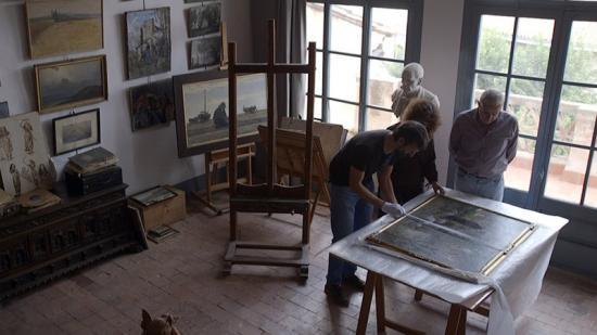 El nou programa 'Art endins' s'estrenarà el dijous 29 de setembre i forma part de la nova temporada del canal 33. Foto:Arxiu