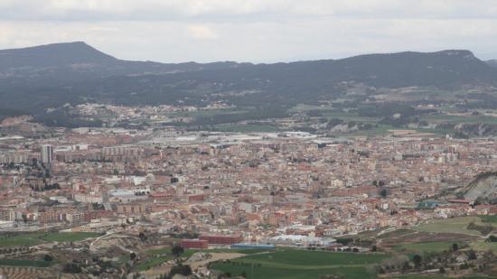 La conurbació de la Conca d'Òdena aplega uns 70.000 habitants de diferents municipis. Foto:ÒSCAR LÓPEZ