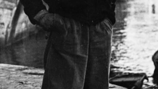 Jean Genet, geni i figura Foto:ARXIU