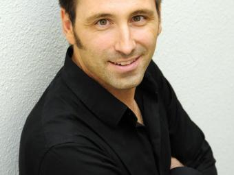 El gironí David Ibáñez és el director artístic de la Fira Mediterrània des del 2012; enguany se celebra la 19a edició del certamen Foto:MIREIA ARSO