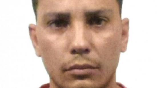 El sospitós, Luís Perdomo López Foto:T.S