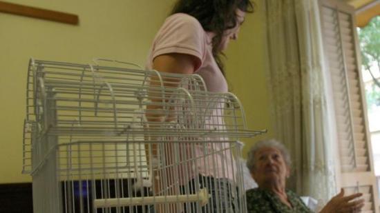 El voluntariat lluita contra l'aïllament de les persones grans, un dels factors de defunció abans d'hora Foto:J. RODRÍGUEZ