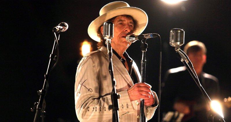 Imatge de Bob Dylan.