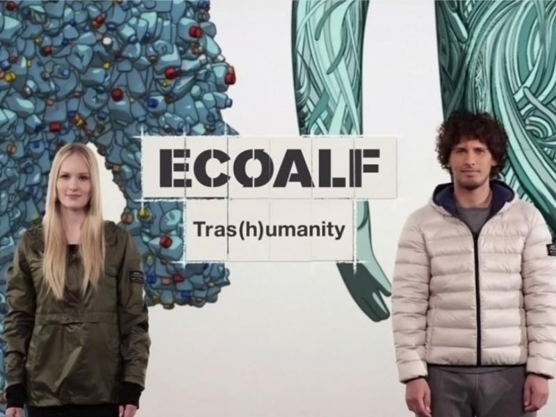 Ecoalf ha esdevingut una referència en l'ús de plàstic reciclat per elaborar roba de disseny.  Foto:ARXIU