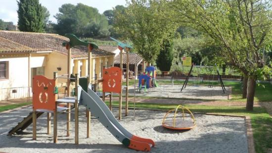 El nou espai equipat amb jocs infantils serà inaugurat diumenge Foto:E.C