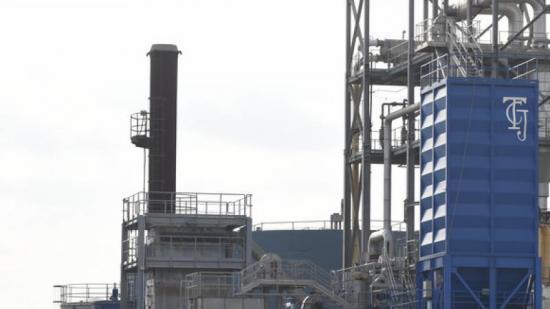 El projecte de reobertura de Tracjusa preveu cremar 20.000 tones de residus urbans, purins i especials Foto:S. IGLESIAS