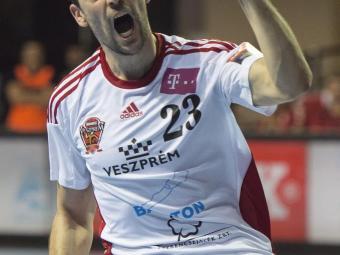 Ugalde va ser escollit en el set ideal de l'última final a quatre de Colònia Foto:EFE