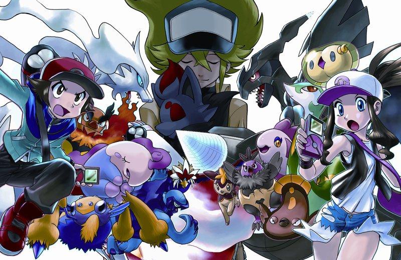 Imatge dels dibuixos de 'Pokémon'.