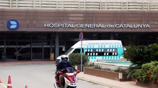La gestió de l'Hospital General i la proposta de compra per part de Salut genera polèmica Foto:ANDREU PUIG