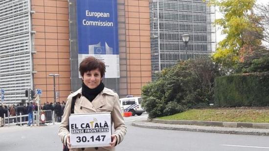 La reciprocitat de mitjans en català, a Brussel·les Foto:Arxiu