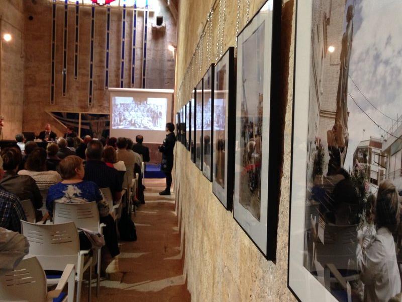 La Cisterna de la Vall va acollir ahir la Jornada d'Etnologia de les Terres de l'Ebre, dedicada a les festes. Foto:L'EBRE