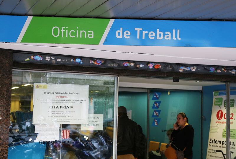 L 39 economia catalana recuperar el 2021 els nivells d for Gia oficina de treball