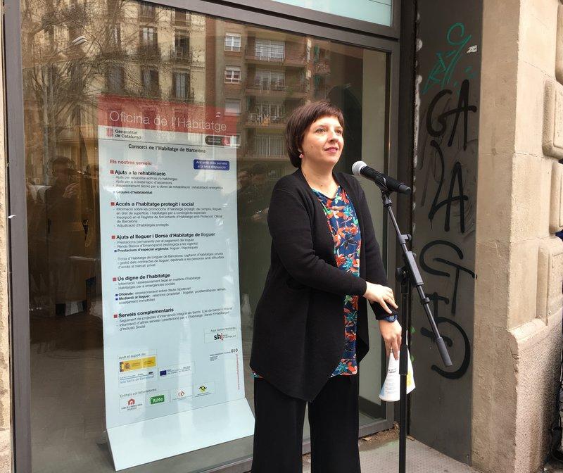 Barcelona estrena deu punts d 39 assessorament energ tic for Oficina del habitatge
