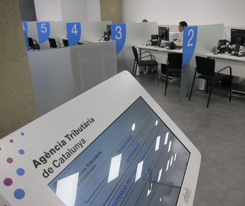 22 02 17 la nova seu electr nica de l ag ncia tribut ria for Oficina virtual de la agencia tributaria
