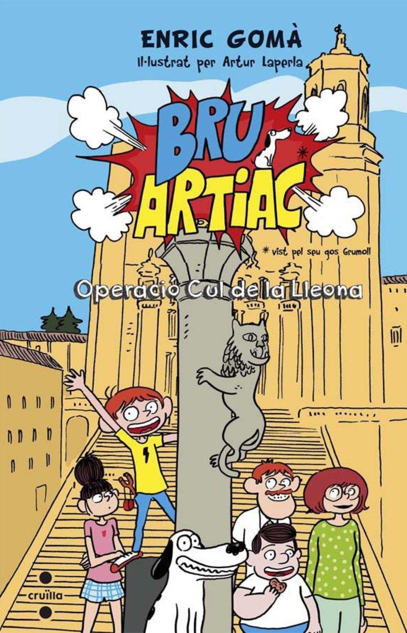 Imatge de la portada del llibre d'Enric Gomà.