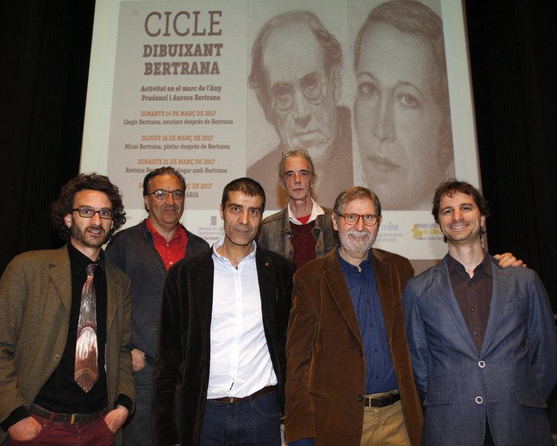 Imatge de la xerrada.