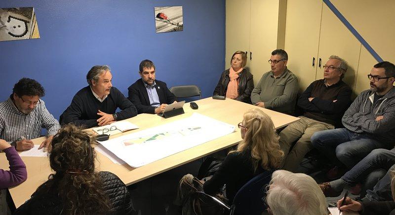 23 mar 2017 reclamen una taula sobre la seguretat del for Oficina atencio al ciutada